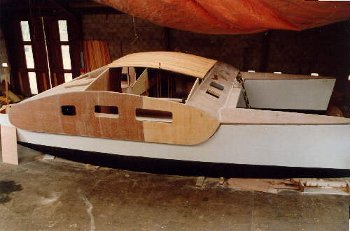 Gallery For > Homemade Plywood Sailboat